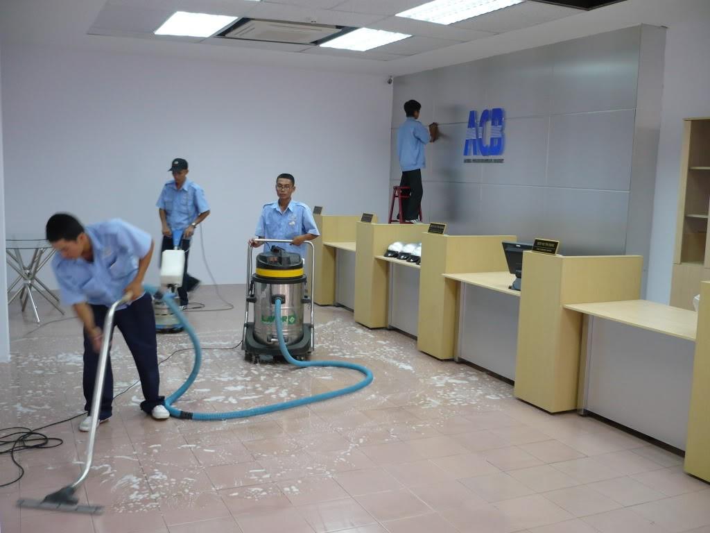 vệ sinh công nghiệp hoàn mỹ đà nẵng