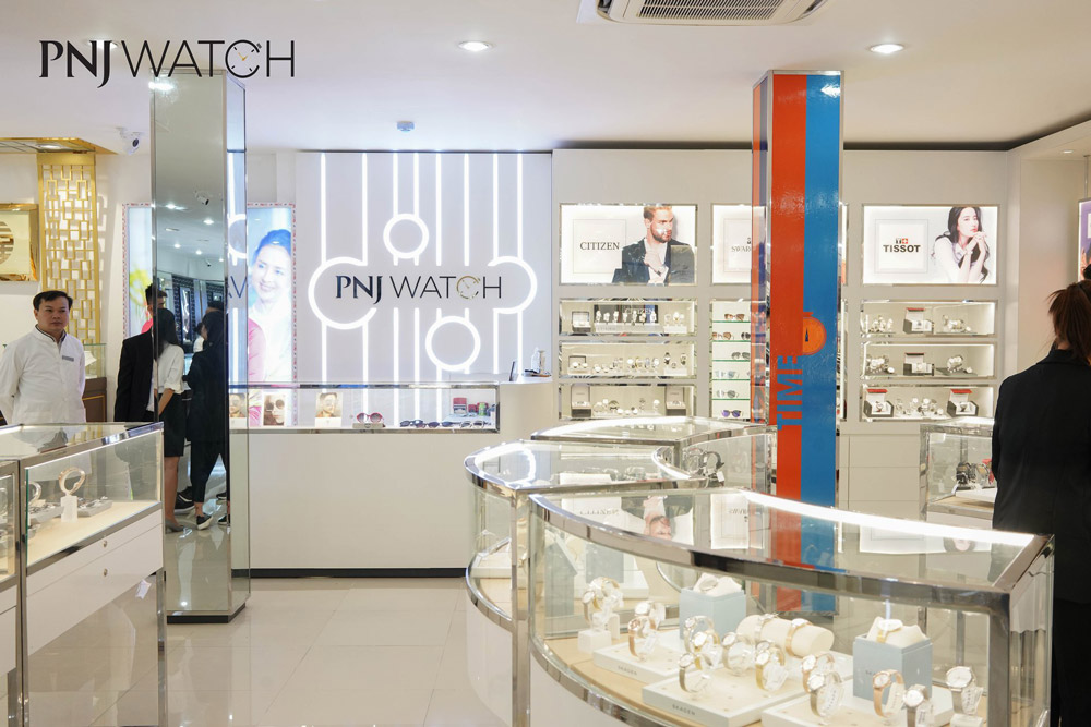 shop đồng hồ thủ dầu một - pnj watch bình dương