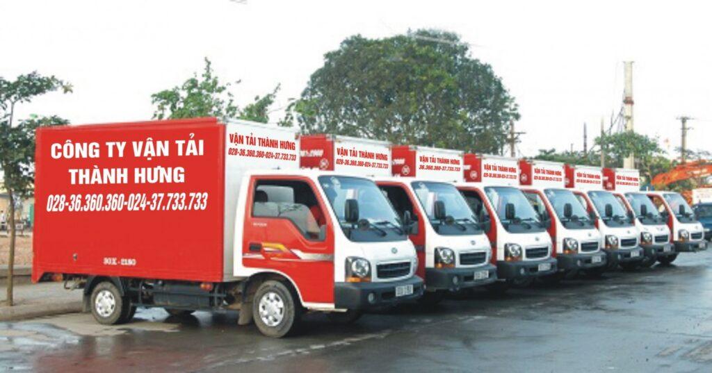 xe tải chuyển nhà thành hưng tphcm