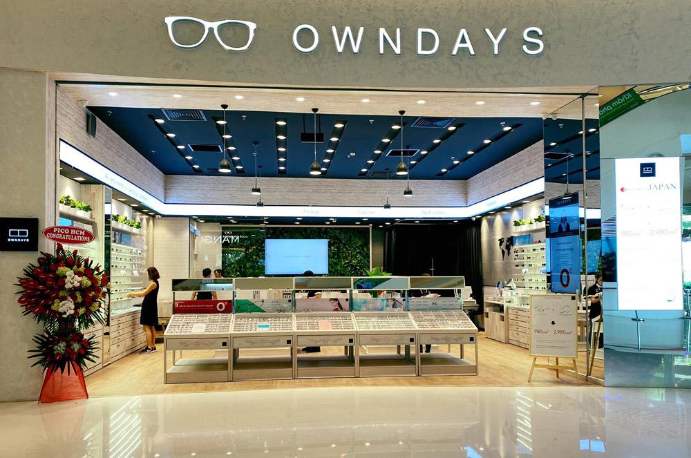cửa hàng kính mắt hải phòng