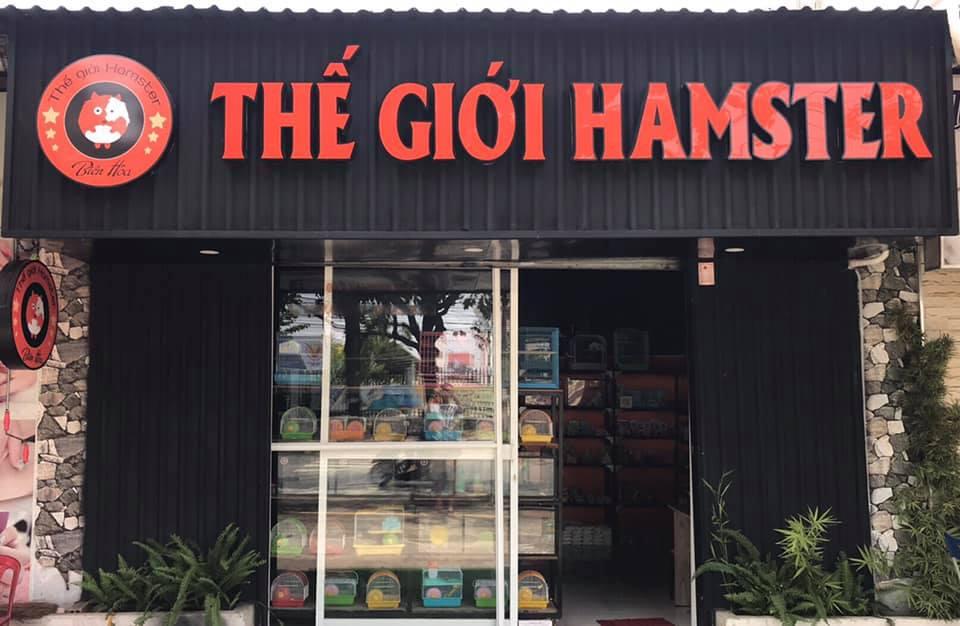 shop hamster biên hòa