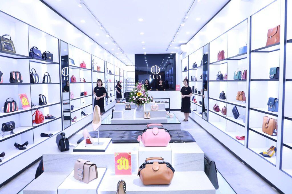 shop giày nữ bình dương