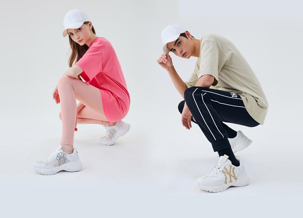 giày ny trắng