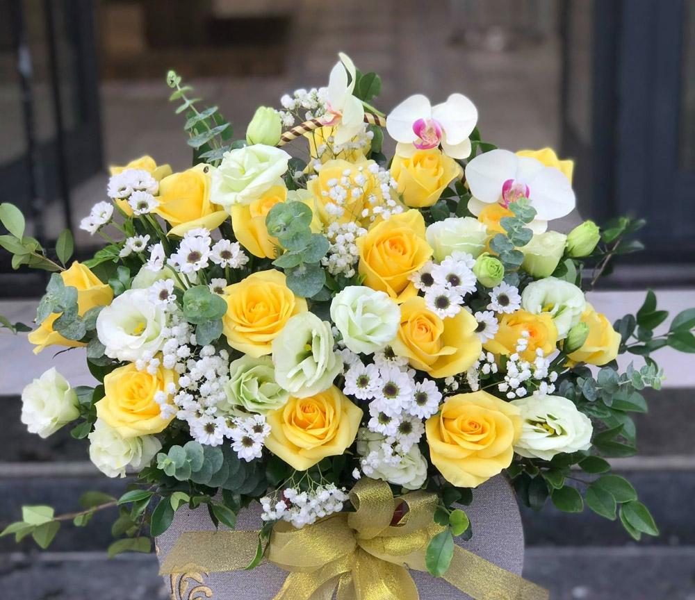 hoa tươi ở hải phòng