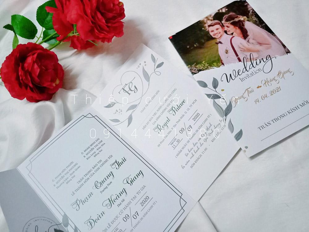 thiệp mời đám cưới tại đà nẵng