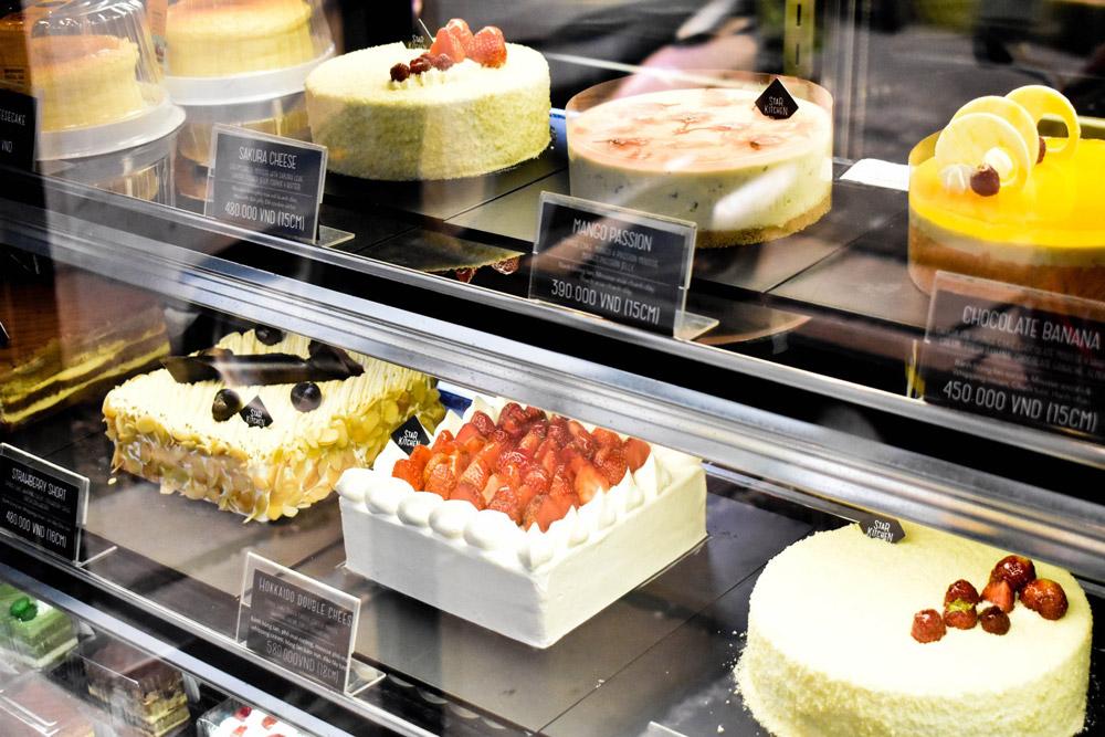 tiệm bánh kem quận 1
