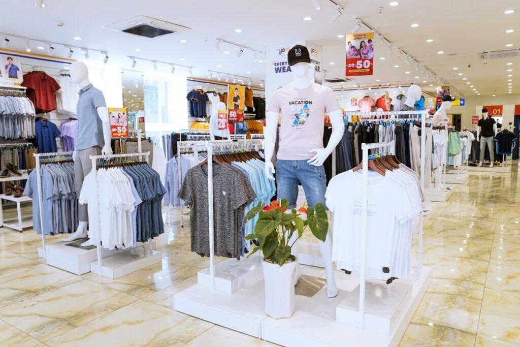 shop áo quần nam đà nẵng